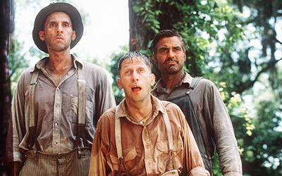 SONGS IN FILM: Which of these songs would anda hear first in the movie 'O Brother, Where Art Thou?'?