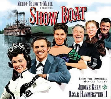 SONGS IN FILM: Which of these songs would you hear first in the movie 'Show Boat'?