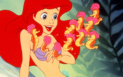 SONGS IN FILM: Which of these songs would you hear first in the movie 'The Little Mermaid'?