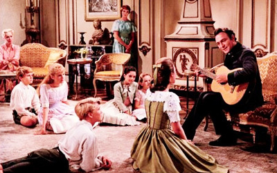 SONGS IN FILM: Which of these songs would wewe hear first in the movie 'The Sound of Music'?