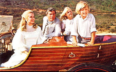 SONGS IN FILM: Which of these songs would আপনি hear first in the movie 'Chitty Chitty Bang Bang'?