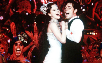 SONGS IN FILM: Which of these songs would you hear first in the movie 'Moulin Rouge'?