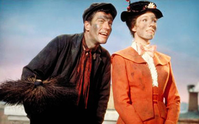 SONGS IN FILM: Which of these songs would you hear first in the movie 'Mary Poppins'?