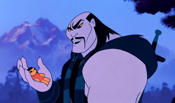 Disney Villains : Who is he ?
