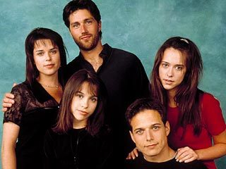 What was the name of Jennifer amor Hewitt's character in Party of Five?