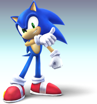 Who looks like Sonic in Sonic X?