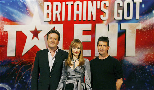 Who won Britains Got Talent last year (2008)?