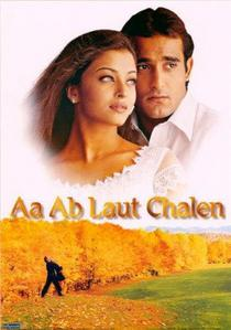 what was the name of her character in the film aa ab laut chalen?