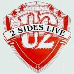 "Which of these songs is in ""2 sides live"" and not in any studio album?"