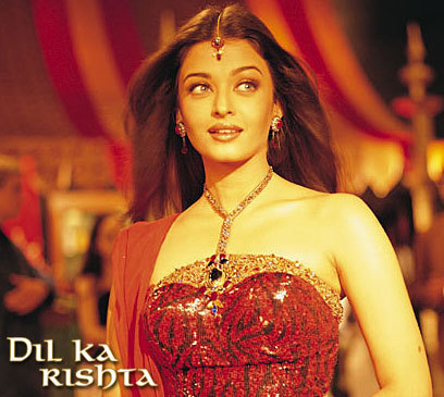 what is the name of her character in the film dil ka rishta?