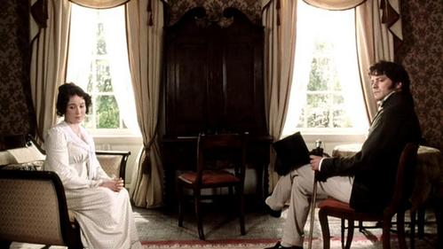 FROM THE 1995 MINISERIES: True یا false? This is the scene where Mr. Darcy proposes to Lizzie.