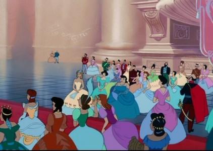 Royal Ball in Cinderella