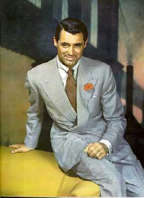 A STAR IS BORN! When was Cary Grant born?