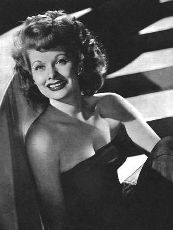 A STAR IS BORN! When was Lucille Ball born?
