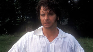 TRUE OR FALSE: Colin initially declined the role of Darcy in Pride & Prejudice because he thought he wasn't sexy enough.