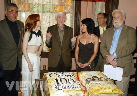 HAPPY 100TH! What was the judul of the 100th episode of 'Charmed'?