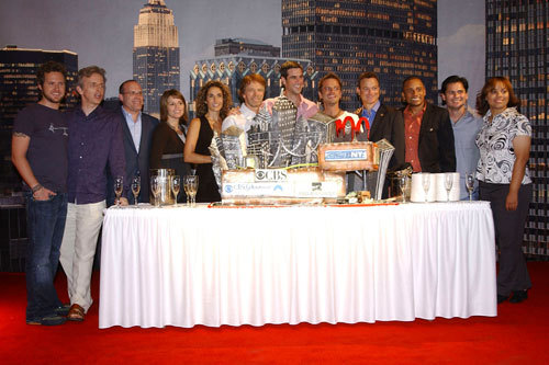 HAPPY 100TH! What was the judul of the 100th episode of 'CSI: NY'?