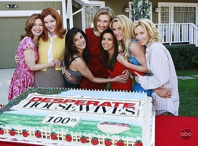 HAPPY 100TH! What was the the título of the 100th episode of 'Desperate Housewives'?