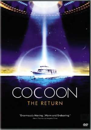 Which 'Friends' तारा, स्टार had a part in the 1988 film 'Cocoon: The Return'?