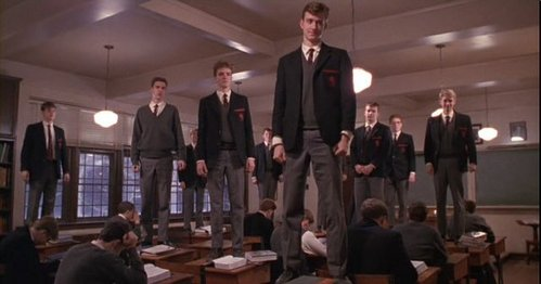 What year was Dead Poets Society set in?