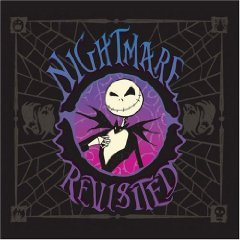 "Which singer/band remade ""Jack's Lament"" and had it put on the CD ""Nightmare Revisited""?"