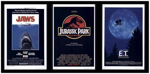 Three of Spielberg's films broke box office records, each becoming the highest-grossing film made at the time. They are :