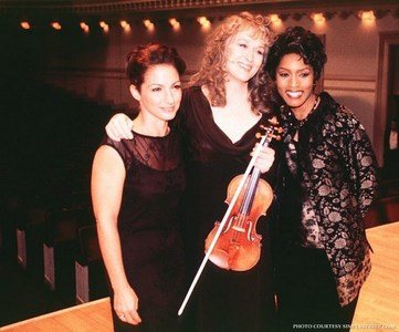 in which movie is meryl violin teacher