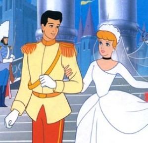 Why does the King want the Prince to marry Cinderella?