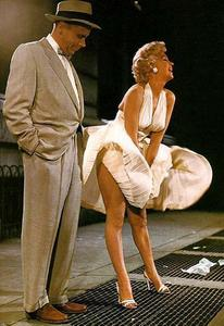 Which Marilyn's movie is this picture from ?