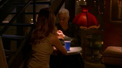 When Spike was telling his life as a vampire with Buffy. What was the first thing that he mentioned?