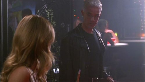 The segundo thing Spike mentioned to Buffy about his life as a vampire?