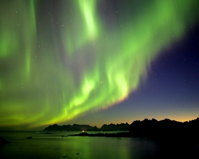 The Northern Lights is another name for the _________