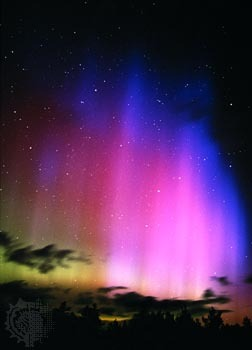 The Southern Lights are another name for the ____________