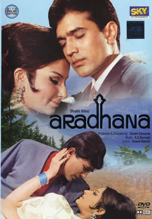 """In which year did """"Aradhana"""" win the Filmfare Award for """"Best Picture"""""""