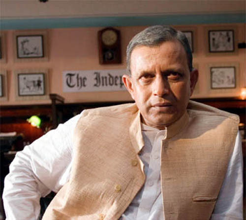 In which year did Mithun Chakrabarty make his film debut?