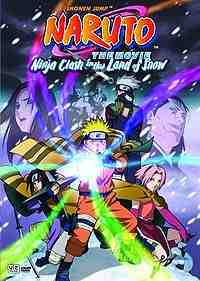 "When was ""Naruto the Movie: Ninja Clash in the Land of Snow"" released in the US?"