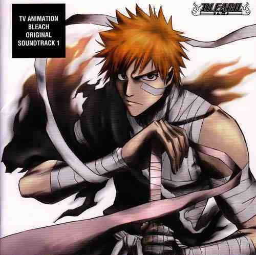 "How many tracks did ""Bleach Original Soundtrack 1"" have?"