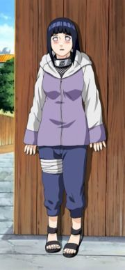 What is the meaning of Hinata's name?