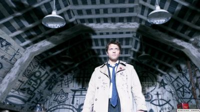 When did Castiel first appears before Dean?