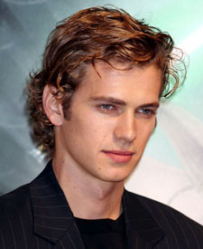 FIRST MOVIE : Hayden Christensen ?
