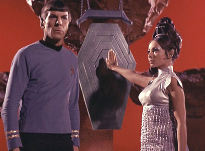 Choose the correct stardate for this episode - Amok Time