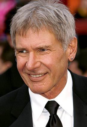 FIRST MOVIE : Harrison Ford ?