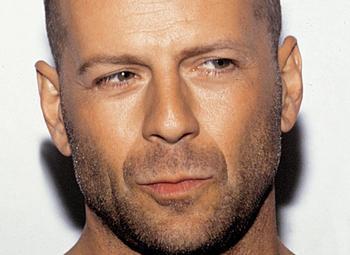 FIRST MOVIE : Bruce Willis ?
