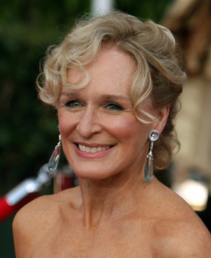 FIRST MOVIE : Glenn Close ?