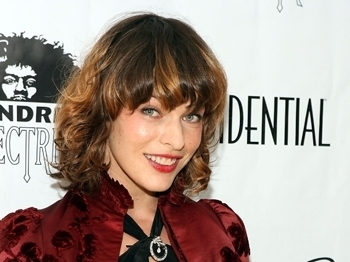 FIRST MOVIE : Milla Jovovich ?