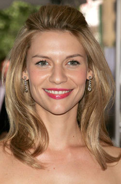 FIRST MOVIE : Claire Danes ?