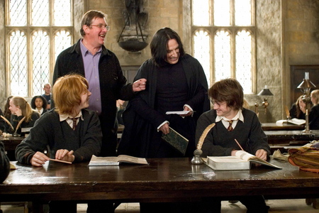 Severus Snape was Harry's_____ ?
