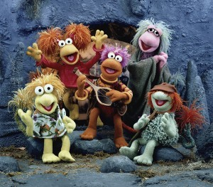 What vegetable do the Fraggles love to eat the most?