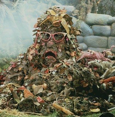 What is the name of the trash heap?