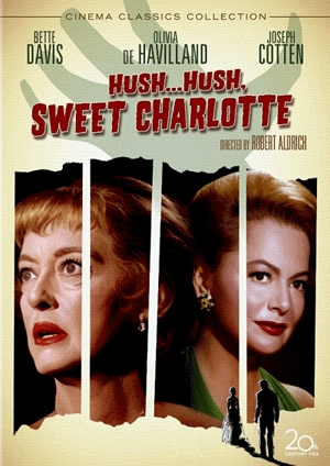 "In ""HUSH...HUSH, SWEET CHARLOTTE"" she played ?"